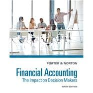 Financial Accounting : The Impact on Decision Makers,9781285182957