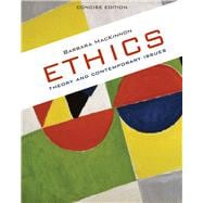 Ethics Theory & Contemporary Issues - Concise Edition