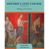Oxford Latin Course, College Edition : Readings and Vocabulary,9780199862979