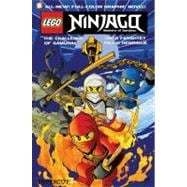 LEGO Ninjago #1: The Challenge of Samukai,9781597072984