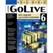 Real World Adobe GoLive 6, 9780201882988
