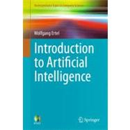 Introduction to Artificial Intelligence, 9780857292988