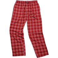 Wisconsin Badgers Red Empire Flannel Pants
