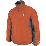 Texas Longhorns Burnt Orange Gunner 1/4 Zip Jacket