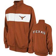 Texas Longhorns Youth Burnt Orange Elite Track Jacket