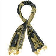 Michigan Wolverines Lightweight Pashmina Scarf