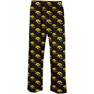 Iowa Hawkeyes Black Prospect Pants