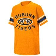 Auburn Tigers Orange Youth Football T-Shirt