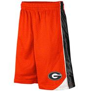 Georgia Bulldogs Black Youth Vector II Shorts