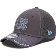 North Carolina Tar Heels New Era 39THIRTY Graphic Neo Flex Hat