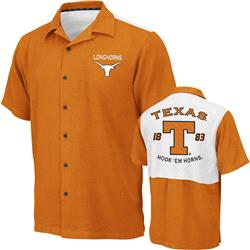 Texas Longhorns Loud and Proud Camp Shirt