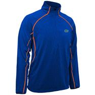 Florida Gators Royal/Orange Pyramid Performance Top