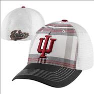 Indiana Hoosiers Scholastic Washed Mesh Back Stretch Fit Hat