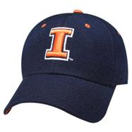 Illinois Fighting Illini ''I'' Navy DH Hat