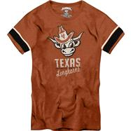 Texas Longhorns '47 Brand Women's Scrum Safety Tee