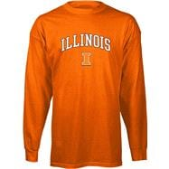 Illinois Fighting Illini Kids/Youth Perennial Long Sleeve T-Shirt