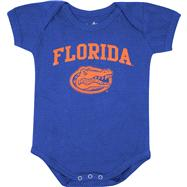 Florida Gators Newborn/Infant Royal Big Fan Creeper