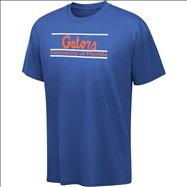 Florida Gators Royal The Bar Script T-Shirt from The Game