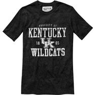 Kentucky Wildcats Slate Touchback Tri-Blend T-Shirt