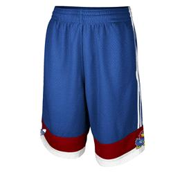 Kansas Jayhawks adidas Originals Spring Break Shorts