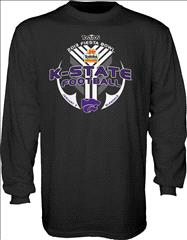 Kansas State Wildcats 2013 Fiesta Bowl Bound Long Sleeve T-Shirt