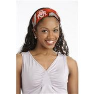 Ohio State Buckeyes Headband: Jersey Fanband