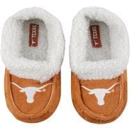 Texas Longhorns Women's Moccasin Slipper