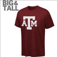 Texas A&M Aggies Big & Tall NCAA Logo T-Shirt