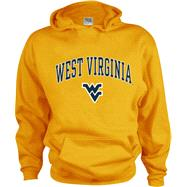 West Virginia Mountaineers Kids/Youth Perennial Hooded Sweatshirt