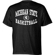 Missouri Tigers Black Reversal Basketball T-Shirt