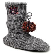 Auburn Tigers Women's Knit Fashion Bootie