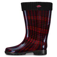 Arkansas Razorbacks Women's Rain Boots