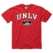 UNLV Runnin Rebels Red Perennial II T-Shirt