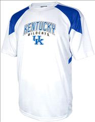 Kentucky Wildcats Royal Flea Flicker Performance T-Shirt