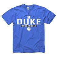 Duke Blue Devils Royal Property of Basketball T-Shirt