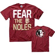 Florida State Seminoles Garnet Fear T-Shirt