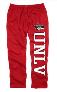 UNLV Runnin Rebels Red Couch Island Sweatpants