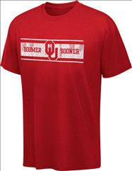 Oklahoma Sooners Barry Switzer Boomer Sooner T-Shirt