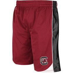 South Carolina Gamecocks Garnet Youth Vector Shorts