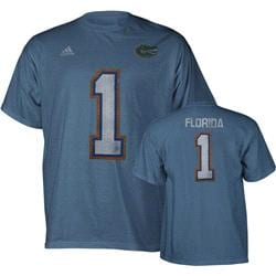 Florida Gators -#1- Super Soft Player Jersey Shirt