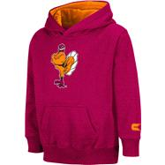 Virginia Tech Hokies Kids 4-7 Maroon Automatic Hooded Sweatshirt