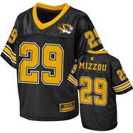 Missouri Tigers Toddler Black Stadium Football Jersey