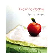 Beginning Algebra Value Pack (includes DVD  & Student Solutions Manual  for Beginning Algebra),9780321593009