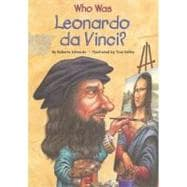 Who Was Leonardo da Vinci?,9780448443010