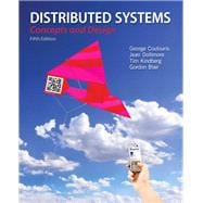Distributed Systems Concepts and Design,9780132143011