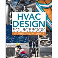 HVAC Design Sourcebook, 9780071753036