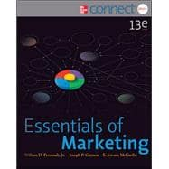 Essentials of Marketing with Connect Access Card