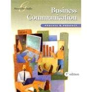 Business Communication Process and Product (with InfoTrac),9780324223040
