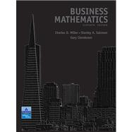 Business Mathematics Value Package (includes MathXL 12-month Student Access Kit)