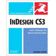 InDesign CS3 for Macintosh and Windows: Visual QuickStart Gu..., 9780321503060